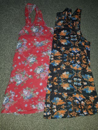 2 lovely ladies tops,size 10.