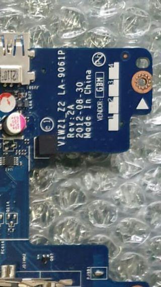 Placa Base Lenovo Ideapad Z500 P500 LA-9061P