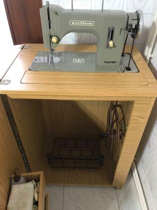 Ocasión!!Máquina coser Wertheim