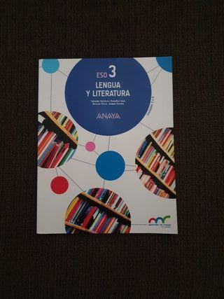 Libro de 3 eso Lengua Y literatura Unidades 5 a8