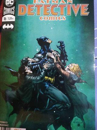 Batman Detective Comics 16