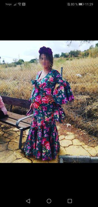 vestido gitana para embarazada