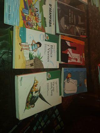 pack de libros