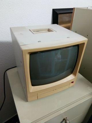 monitor video vigilancia antiguo