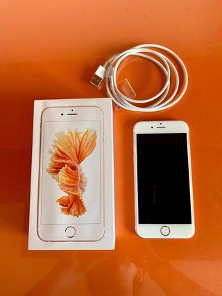 iPhone 6s 16 GB blanco libre