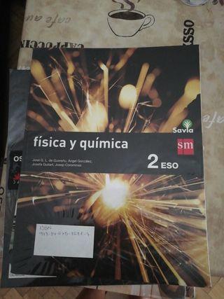 libro fisica y quimica 2 Eso