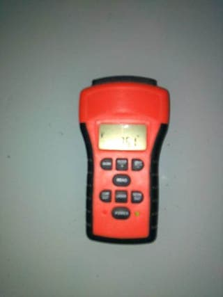 Medidor Laser Metro obra distancia infrarrojos