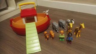Arca de Noe de Playmobil 1.2.3