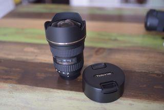 Tokina 16-28 2.8 Nikon Full Frame o APSC