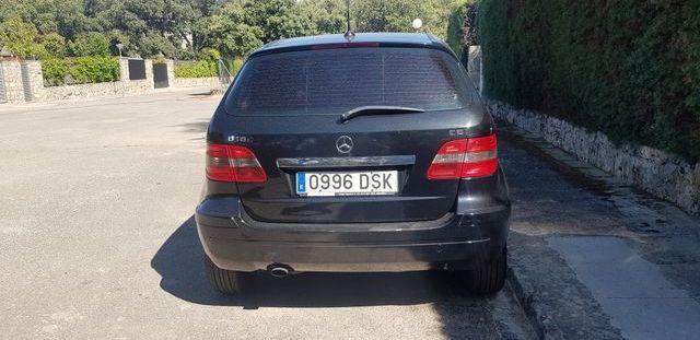 Mercedes-Benz Classe B (245) 2006