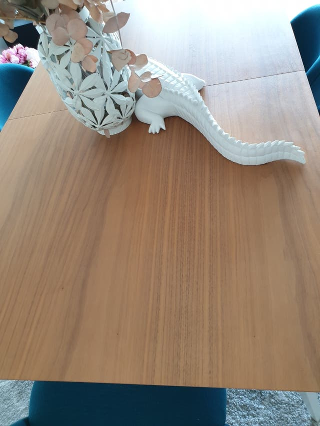 Mesa de comedor extensible. Modelo Kento, Kenay