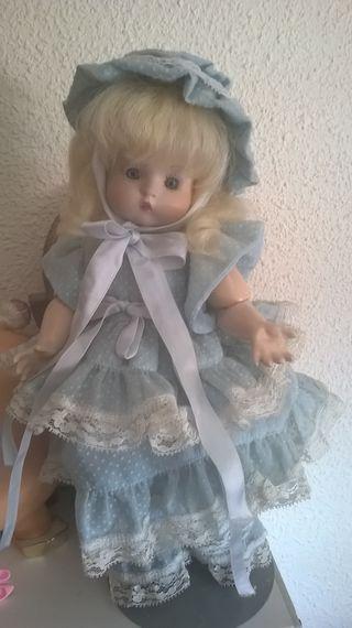 Preciosa muñeca Just me Armand Marseille recast