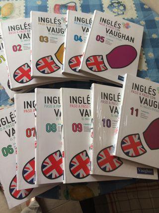 Libros para aprender ingles metodo Vaughan