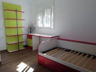 Dormitorio de calidad para niña