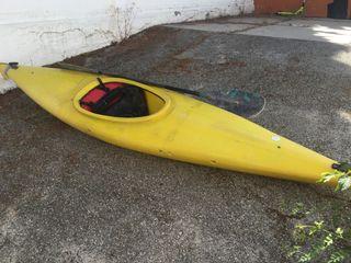 Kayak de mar/rio