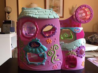 Casa de muñecas littles pet shop