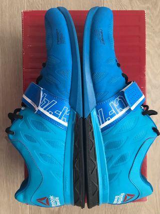 Zapatillas de crossfit Reeboks Lifter PR Blue