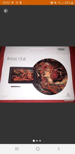 tablette graphique XP-pen artist15.6