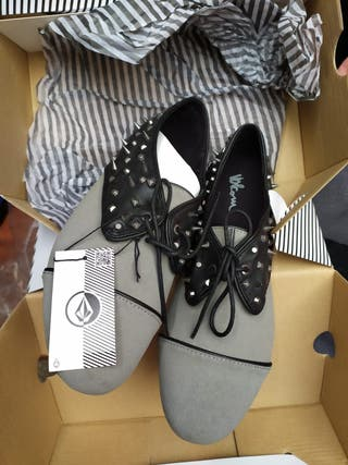 Nuevos zapatos Volcom