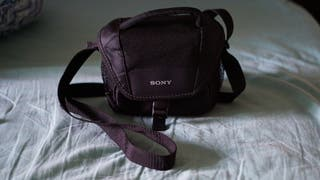 Funda para camara de fotos Sony