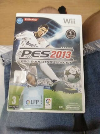 pes2013 wii
