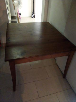 Mesa de madera de verdad ENTREGA INCLUIDA