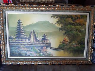 cuadros originales de bali (Indonesia)