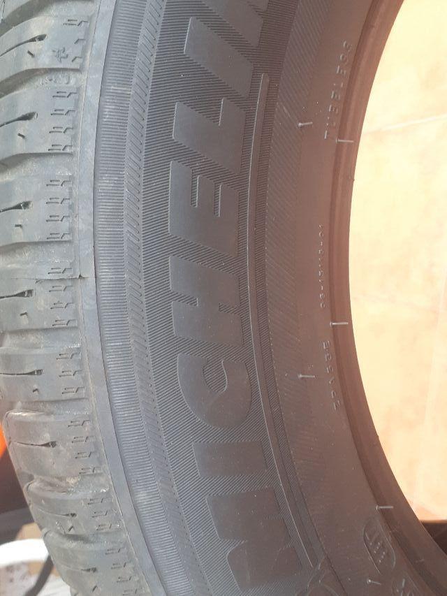 Ruedas nuevas Michelin