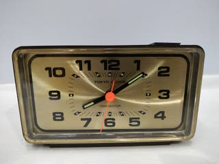 Antiguo reloj despertador Tokyo Clock