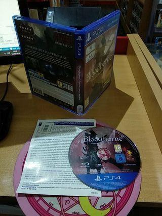 Bloodborne Juego del Año, PS4