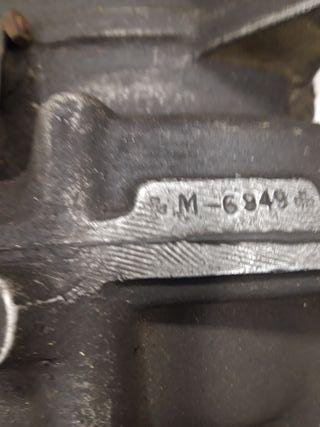 Motor Ossa Palillo
