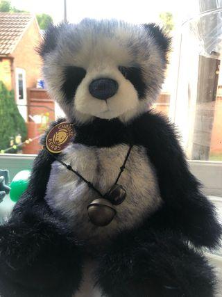 Charlie bear Tiffy