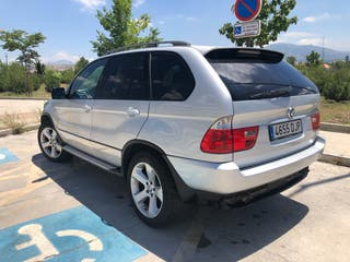BMW X5 cambio x descapotable