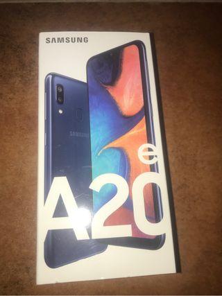 Movil Samsung [ Galaxy A20 ] 32Gb 4G LTE