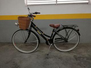 Bicicleta Monty modelo Vintage
