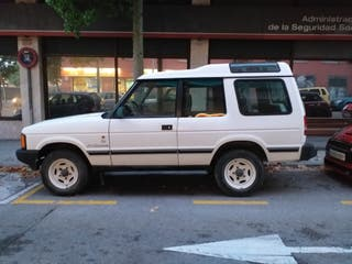 Land Rover Discovery TDI 1992