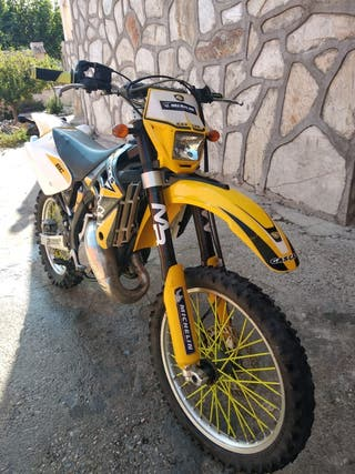 Gas gas ec 125cc