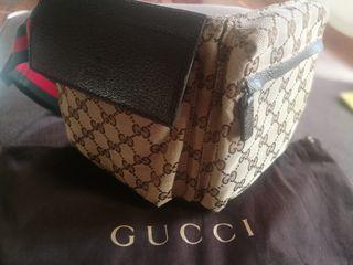 Riñonera autentica Gucci