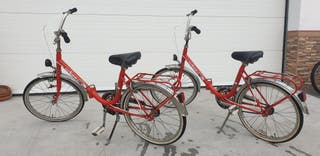 bicicleta clasica orbea plegable