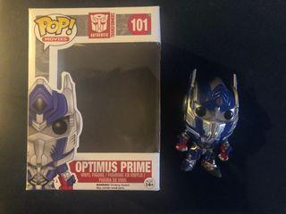 Fuko pop Optimus Prime Transformers