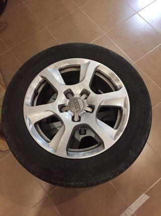 """Llantas originales 16"""" Audi a4 b8"""