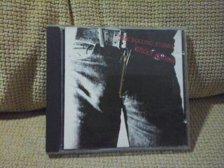 CD de THE ROLLING STONES ( 1ª EDICIÓNES )