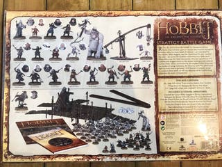Warhammer limited edition the hobbit lotr
