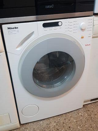 lavadora Miele de 6 kilos