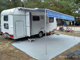 Caravana SunRoller Jazz 490CP