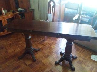 Mesa de comedor vintage