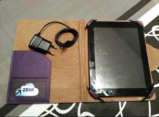 tablet bluesens touch 85