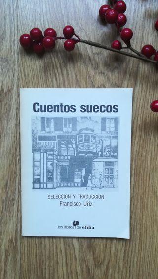 Cuentos suecos. Traducción de Francisco Uriz.