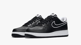 Nike Air Force 1 Black and white brand new