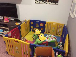 Parque infantil 150x150